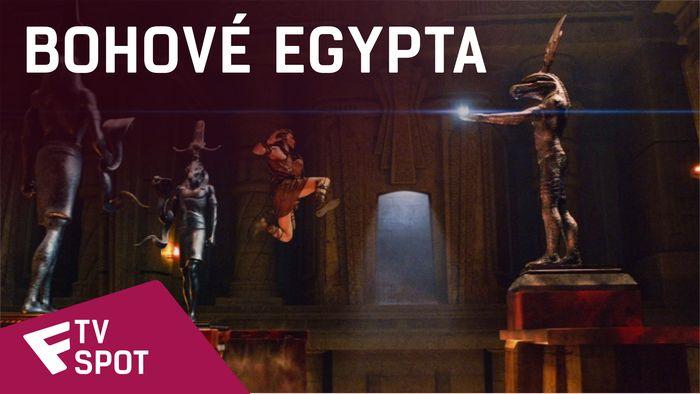 Bohové Egypta - TV Spot (Non-Stop)   Fandíme filmu