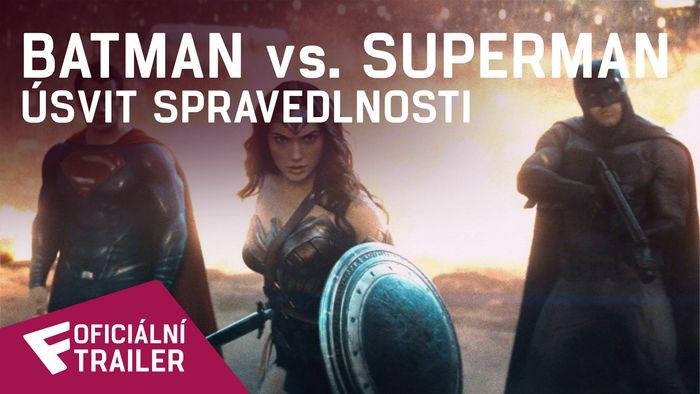 Batman vs. Superman: Úsvit spravedlnosti - Oficiální Finální Trailer | Fandíme filmu