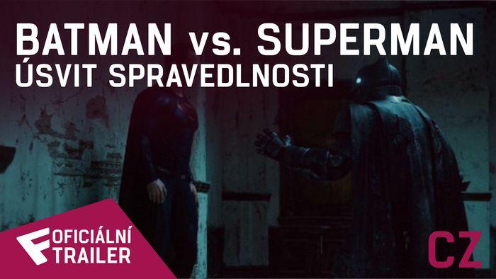 Batman vs. Superman: Úsvit spravedlnosti - Oficiální Finální Trailer (CZ) | Fandíme filmu