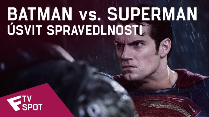 Batman vs. Superman: Úsvit spravedlnosti - TV Spot #1 | Fandíme filmu