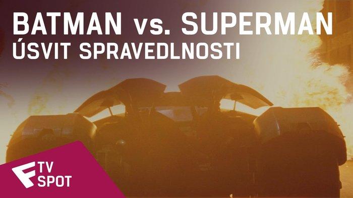 Batman vs. Superman: Úsvit spravedlnosti - TV Spot #2 | Fandíme filmu