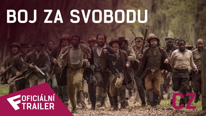 Boj za svobodu - Oficiální Trailer (CZ) | Fandíme filmu