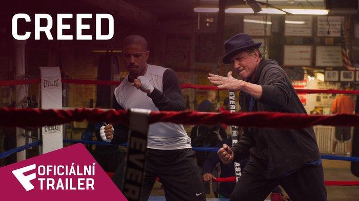 Creed - Oficiální Trailer #1 | Fandíme filmu
