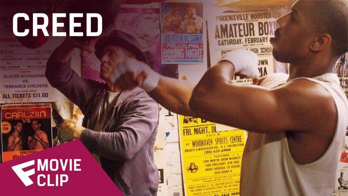 Creed - Movie Clip (He's My Father) | Fandíme filmu