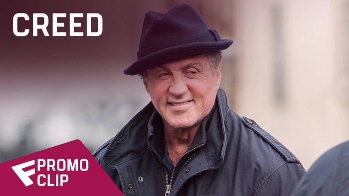 Creed - Promo Clip (Rocky hits London Underground) | Fandíme filmu