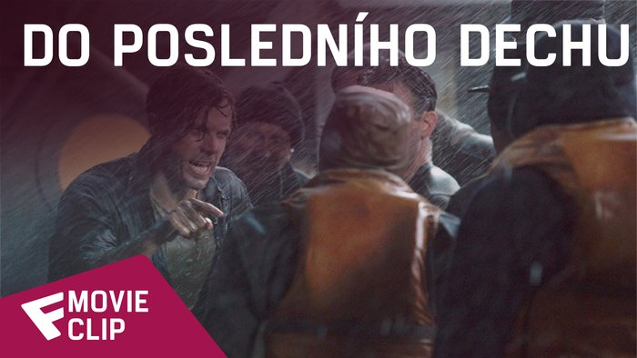 Do posledního dechu - Movie Clip (The Boat Is In Pieces) | Fandíme filmu