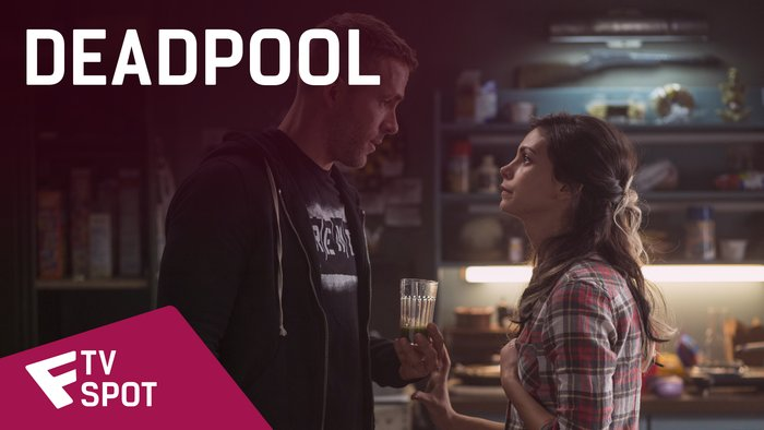 Deadpool - TV Spot (Now with Round House Kick!) | Fandíme filmu