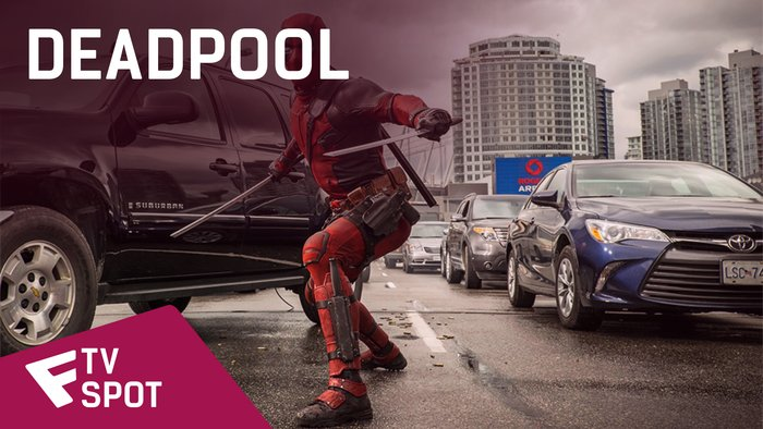 Deadpool - TV Spot (Canadian Rules Football) | Fandíme filmu