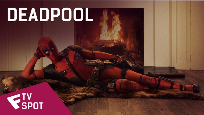 Deadpool - TV Spot (Colossus throwing that tire, tho!!!) | Fandíme filmu