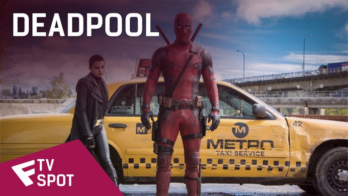Deadpool - TV Spot (Rootin' For Deadpool) | Fandíme filmu