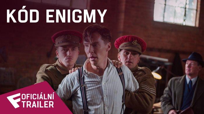 Kód Enigmy - Oficiální Trailer   Fandíme filmu