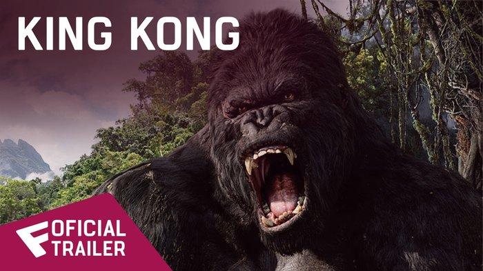 King Kong - Oficiální Trailer   Fandíme filmu