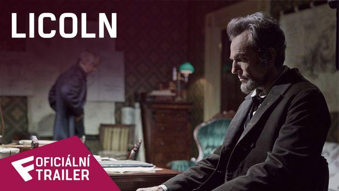 Lincoln - Oficiální Trailer   Fandíme filmu