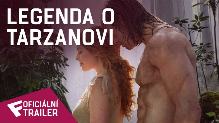 Legenda o Tarzanovi - Teaser Trailer | Fandíme filmu