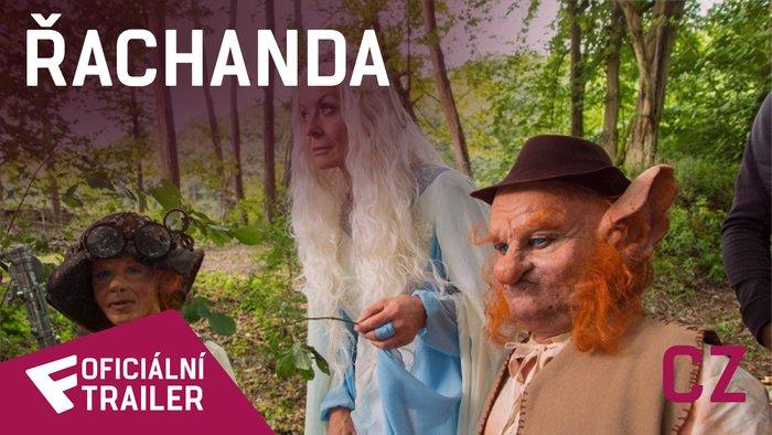Řachanda - Oficiální Trailer (CZ) | Fandíme filmu