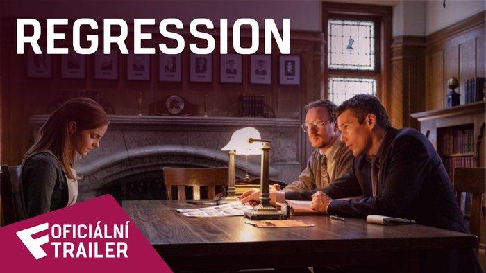Regression - Oficiální Trailer | Fandíme filmu