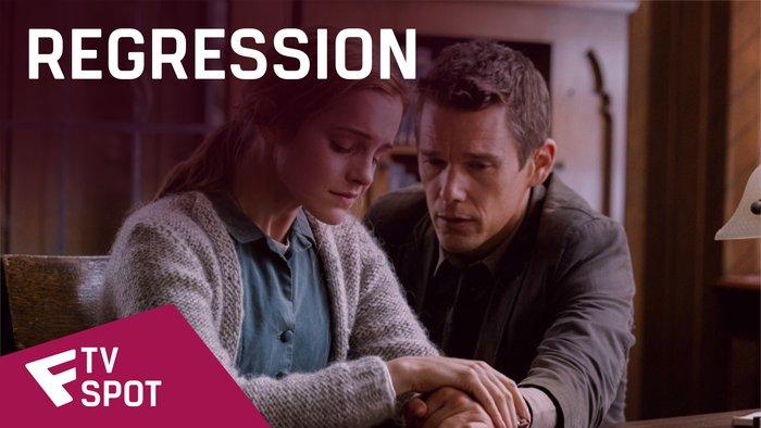Regression - TV Spot (Fear Always Finds Its Victim) | Fandíme filmu