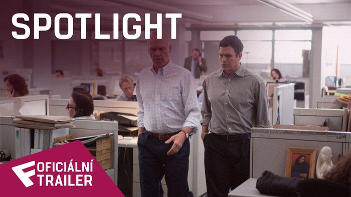 Spotlight - Oficiální Trailer   Fandíme filmu