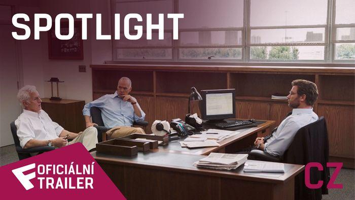 Spotlight - Oficiální Trailer (CZ)   Fandíme filmu
