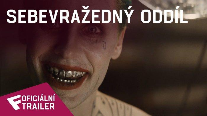 Sebevražedný oddíl - Oficiální Trailer | Fandíme filmu