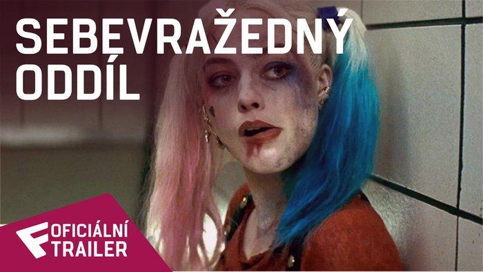 Sebevražedný oddíl - Oficiální Trailer #2 | Fandíme filmu