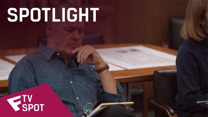 Spotlight - TV Spot (Not Just Boston)   Fandíme filmu