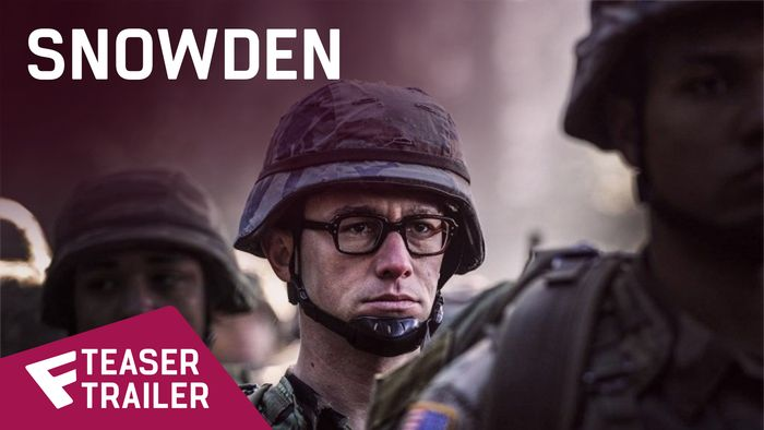 Snowden - Oficiální Teaser Trailer | Fandíme filmu