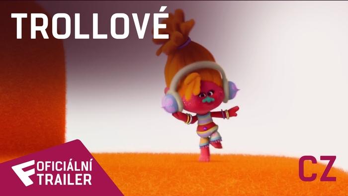 Trollové - Oficiální Trailer (CZ) | Fandíme filmu