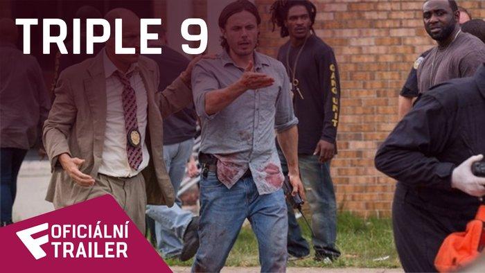 Triple 9 - Oficiální Trailer | Fandíme filmu