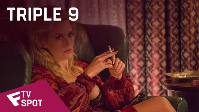 Triple 9 - TV Spot (Desperate) | Fandíme filmu