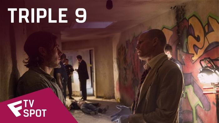 Triple 9 - TV Spot (Difference) | Fandíme filmu