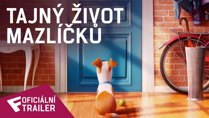 Tajný život mazlíčků - Snowball Trailer | Fandíme filmu