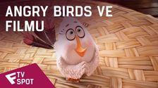 Angry Birds ve filmu - TV Spot (International Day of Happiness PSA) | Fandíme filmu