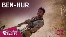 Ben-Hur - Oficiální Trailer (CZ) | Fandíme filmu