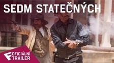 Sedm statečných - Oficiální Trailer | Fandíme filmu