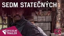 Sedm statečných - Oficiální Trailer (CZ) | Fandíme filmu