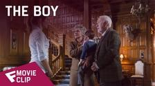 The Boy - Movie Clip (Broken Door) | Fandíme filmu