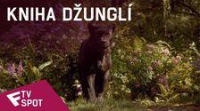 Kniha džunglí - TV Spot (NOW PLAYING In Theatres in 3D) | Fandíme filmu