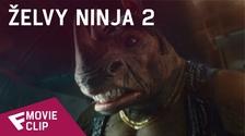 Želvy Ninja 2 - Movie Clip (Airplane Jump) | Fandíme filmu
