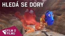 Hledá se Dory - Film o filmu (Meet Hank & Bailey) | Fandíme filmu