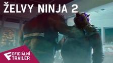 Želvy Ninja 2 - Oficiální Trailer (Bebop & Rocksteady)   Fandíme filmu