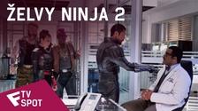 Želvy Ninja 2 - TV Spot (Mikey)   Fandíme filmu