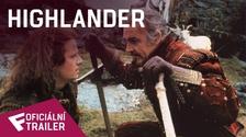Highlander - Oficiální Trailer (Restored in stunning 4K) | Fandíme filmu