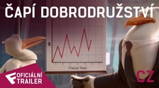 Čapí dobrodružství - Oficiální Trailer #2 (CZ - dabing) | Fandíme filmu