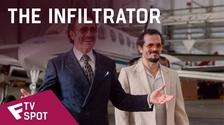 The Infiltrator - TV Spot (Get Out Alive)   Fandíme filmu