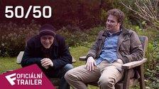 50/50 - Oficiální Trailer #2 | Fandíme filmu