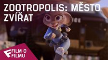 Zootropolis: Město zvířat - Film o filmu (J.K. Simmons - I AM ZOOTOPIA) | Fandíme filmu