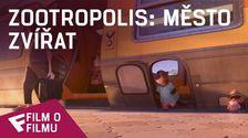 Zootropolis: Město zvířat - Film o filmu (Jason Bateman + Melon the Sloth) | Fandíme filmu