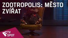 Zootropolis: Město zvířat - TV Spot (Zootopia is the World'z #1 Movie!) | Fandíme filmu