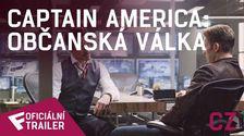Captain America: Občanská válka - Oficiální Trailer #2 (CZ - dabing) | Fandíme filmu